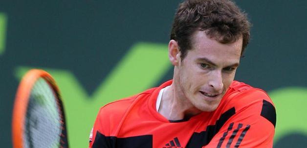 Murray, Alman rakibine kaybetti