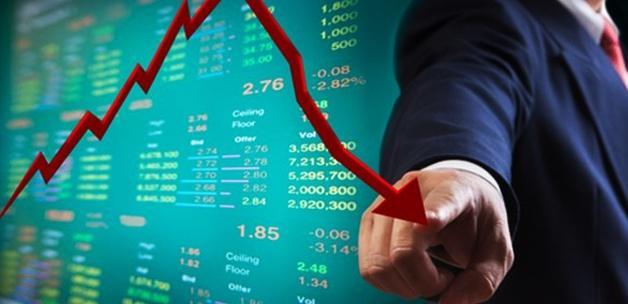 Borsada düşüş yeni günde de devam ediyor