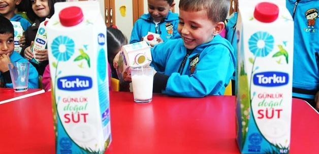 Raf ömrü 21 gün olan günlük süt üretti