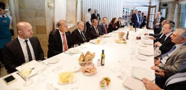 Real Madrid'den Galatasaray yönetimine yemek