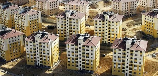 Gaziantep'te 2+1 konutlar sahiplerini buldu