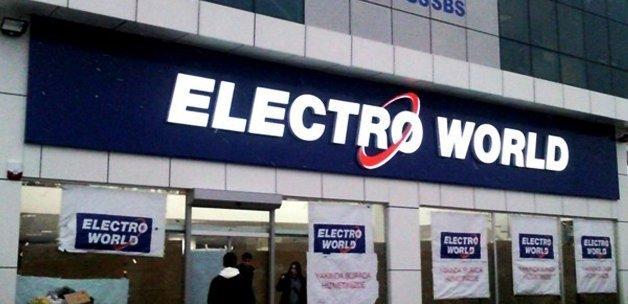 'Rekabet'ten Electro World'ün satışına onay