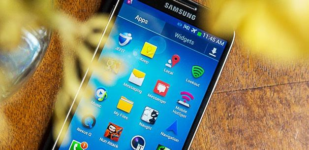 Samsung Galaxy S5'in pil ömrü test edildi