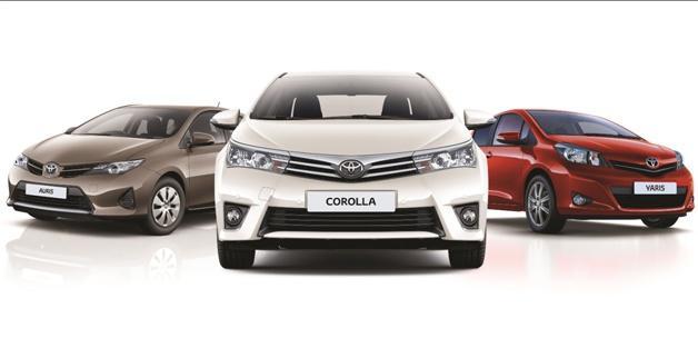 Toyota'dan Nisan'a özel kampanya