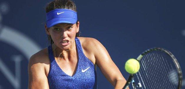 Türk tenis tarihinde bir ilk