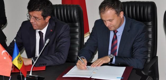 Türkiye ve Moldova arasında ticari anlaşma