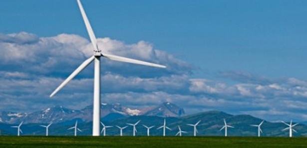 Türkiye'nin tarım için ilk rüzgar tribünü