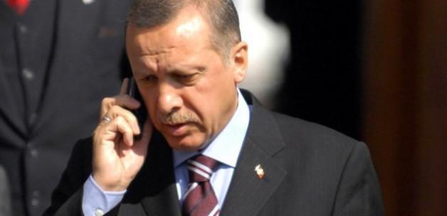 Erdoğan, Şanlıurfa Valisi'nden bilgi aldı