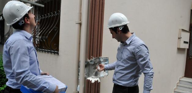Yetki ilçeye geçince riskli bina sonucu hızlandı