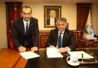 Vali Yazıcı, Sosyal Denge Sözleşmesi'ni imzaladı