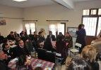 GAP BKİ çalışanları Seferihisar'da incelemelerde bulundu