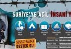 İnsan Vakfı Suriye'de