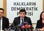 Demirtaş'tan hendek kazan teröristlere destek