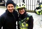 Beckham bir kez daha gönülleri fethetti!