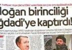 Cumhuriyet'ten iğrenç manşet!