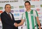 Torku Konyaspor'dan bir transfer daha!