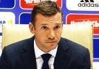 Shevchenko sürprizi! Yeniden milli takımda