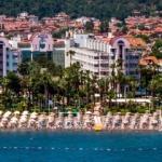 Marmaris'te otellerin yüzde 70'i satılık