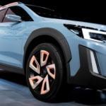 Subaru XV Concept'in örtüsü kalktı