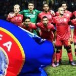 UEFA, Galatasaray'ı Avrupa'dan men etti!