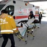 Öğretmen servisi ile hafif ticari araç çarpıştı: 16 yaralı