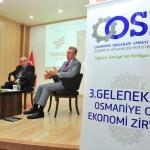 Osmaniye 3. Geleneksel OSB Ekonomi Zirvesi yapıldı