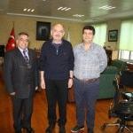 TUYUB Sağlık Bakanı Müezzinoğlu'nu ziyaret etti