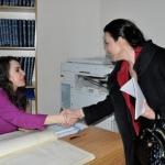 CHP Gölbaşı ilçe örgütü Dünya Kadınlar Günü'nü kutladı