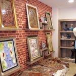 """200 yıllık """"desenler"""" müzeye dönüştü"""