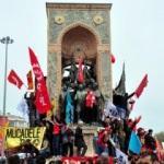 Sürpriz başvuru: Memur-Sen'den Taksim çalımı!