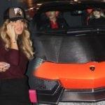 Sabri'nin eşinin aracını elinden aldılar!