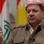 Barzani: Rojava'nın kaderi belirsiz