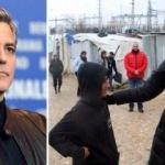 Jolie ve Clooney dünyaya göçmen ayarı verdi