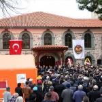Tekirdağ Orta Camisi ibadete açıldı