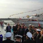 Kuşadası'na 4. Sahil Güvenlik botu