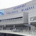 Fransa'da Toulouse havaalanında tahliye