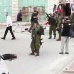 İsrail askeri yaralı Filistinliyi infaz etti