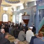 Adıyaman'da Suriyeliler için Arapça vaaz