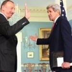 John Kerry, Aliyev'le görüştü