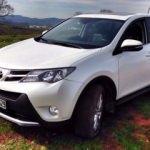 TEST: Toyota RAV4