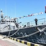 Türk savaş gemileri Odessa'da!