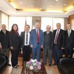 Zonguldak Belediye Başkanı Akdemir'e ziyaret