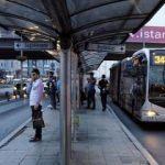 Metrobüs hattında çalışma başlıyor!