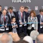 Vodafone Arena resmen açıldı
