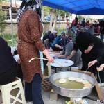 Seydişehir'de öğrencilere üç aylar pişisi dağıtıldı