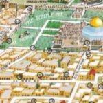 İsrail'den 'Yahudi Kudüs' haritası