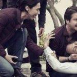 Sosyal medyada Hüsnü Çoban'ın cenaze izdihamı
