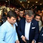 Manisa'da Kartal Yuvası mağazasının açılışı