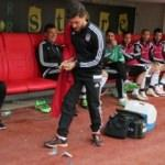 Manisa'da Beşiktaş'a şok! Görülmemiş protesto!