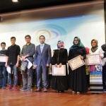 Kırıkkale'de Ufka Yolculuk ödül töreni